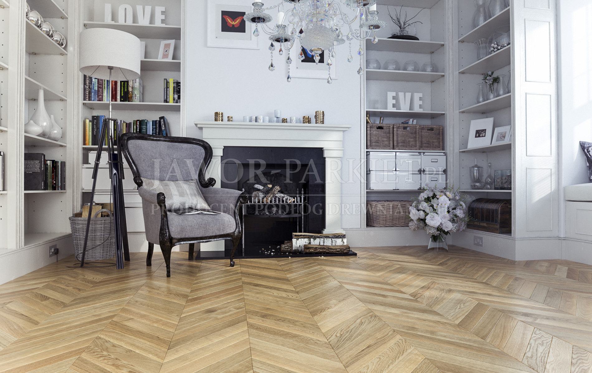 Oak Elegance CHEVRON